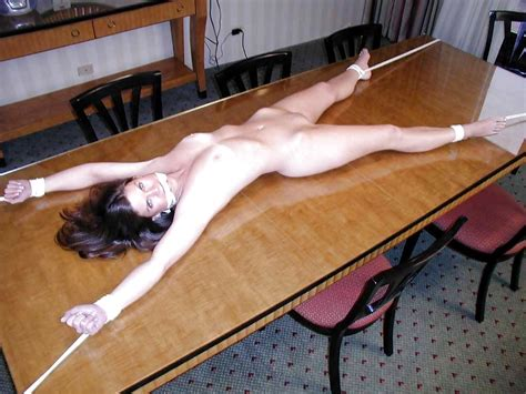 Naked Strapped Down To Table | CLOUDY GIRL PICS