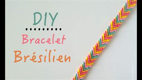 Comment Faire Un Bracelet élastique Diy Comment Faire Un Bracelet Br 233 Silien Motif Chevrons