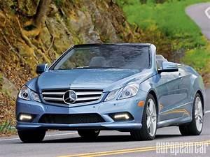 Mercedes W124 Cabriolet : mercedes benz e class cabriolet european car magazine ~ Maxctalentgroup.com Avis de Voitures