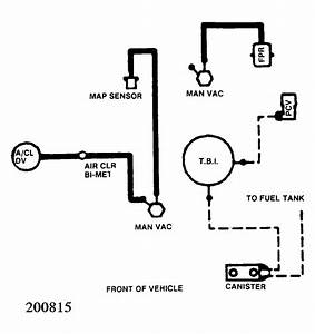Where Can I Find A Vacuum Line Diagram For An 89 Ford Ranger 2 9  V