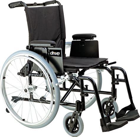 drive ultralight aluminum wheelchair 16 quot wide