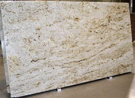 Bathroom Stylish Colonial Cream Granite Slab For Kitchen