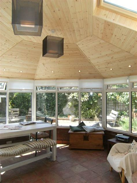 Conservatory Roof Conversion Photos