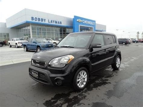 2013 Kia Soul + Review  Used Cars For Sale Ohio At Bobby