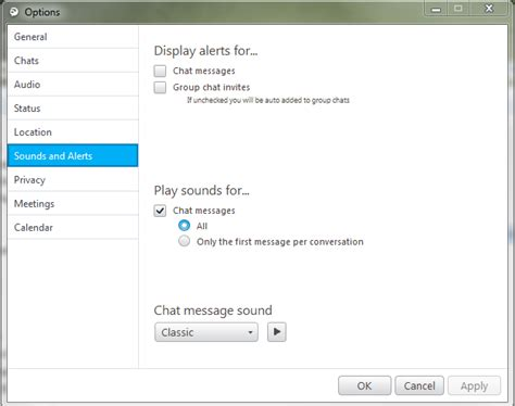 Solved Jabber For Windows Disable Chat Mess Cisco