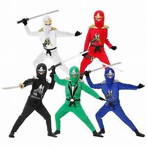 Ninja Costume Kids Ninjago Halloween Fancy Dress   eBay