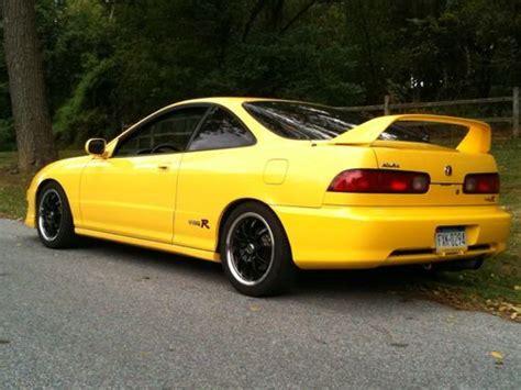Sell Used 2001 Acura Integra Type R Hatchback 3-door 1.8l