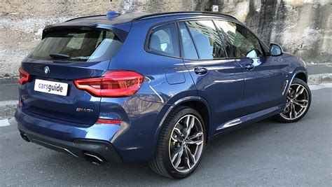 Review Bmw X3 by Bmw X3 M40i 2018 Review Carsguide