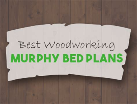 Woodworking Plans For Murphy Bed
