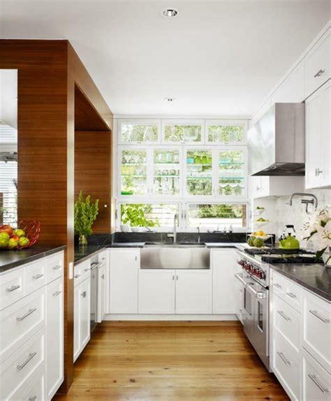 amenager une petite cuisine  idees pour le design