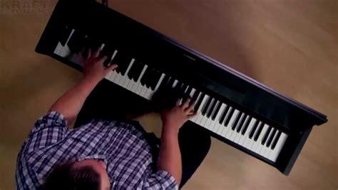 yamaha ydp s52 yamaha arius ydp s52 digital piano demo with adam berzowski
