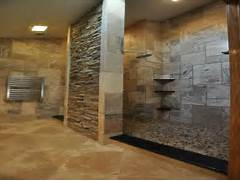 Photo Stone Tile Bathrooms Stone Tile Bathroom Tips For Sealing Natural Stone Tile Bathroom Tiles