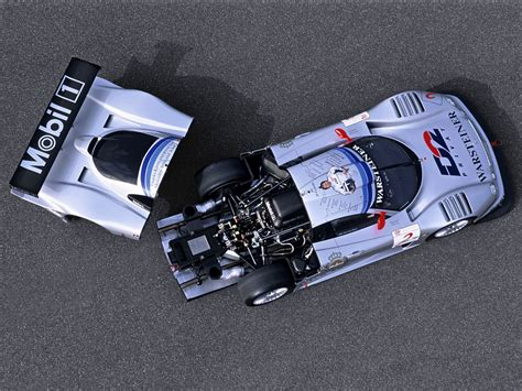 mercedes clk gtr amg supercar supercars race racing engine engines wallpaper 2048x1536