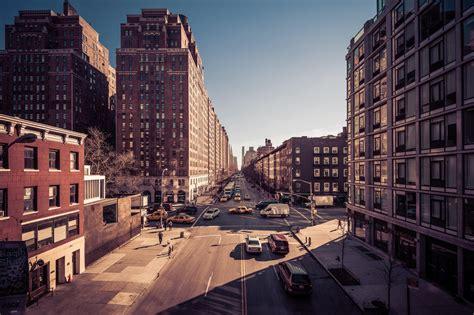 york city road wallpapers hd desktop  mobile