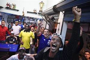 Fans in the Favelas