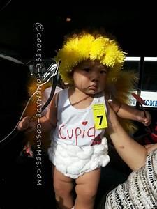 Super Cute Baby Cupid Costume