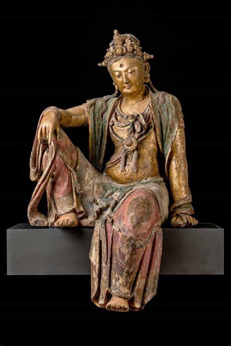 guanyin bodhisattva  compassion museum  fine arts