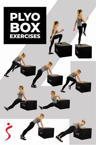 Box Plyo Workouts Exercises Plyometric