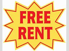 Act now don't worry about paying rent for two months