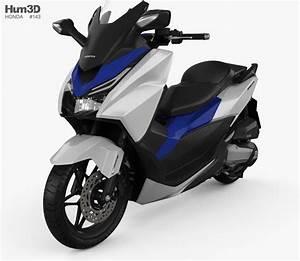 Scooter Forza 125 : honda forza 125 2015 3d model hum3d ~ Medecine-chirurgie-esthetiques.com Avis de Voitures