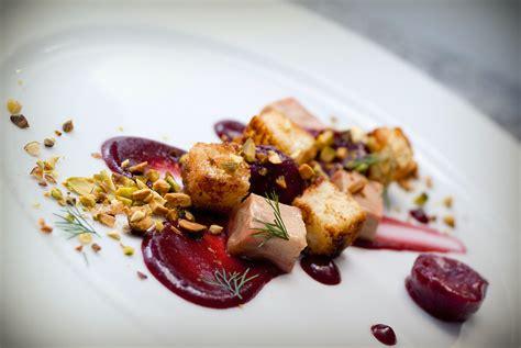foie gras with cherry gastrique wip critique appreciated