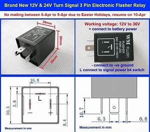 24v Flasher Relay Wiring Diagram