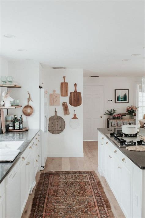 ways  pull  boho chic style   kitchen digsdigs