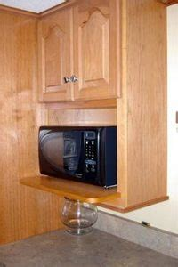 kitchen microwave wall cabinet how to build a microwave wall cabinet ehow 5406