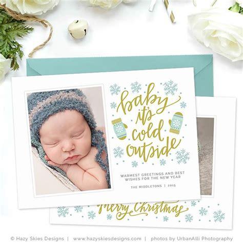 modern christmas card templates  photographers hc