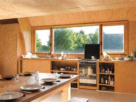 cuisine normande traditionnelle maison bois normande par jean baptiste construire tendance