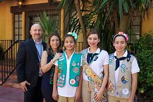 Hear It from a Girl Scout: Bringing Gold to Walt Disney ...