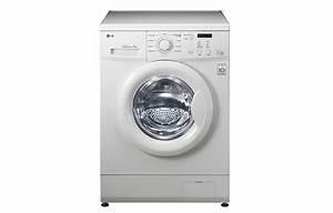 Lg 7kg 6 Motion Direct Drive Front Load Washing Machine