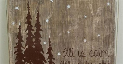 calm   bright holiday sign