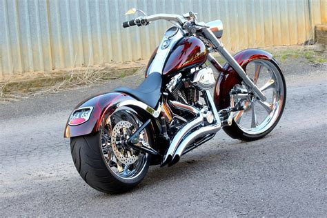 Harley Davidson Fatboy Custom