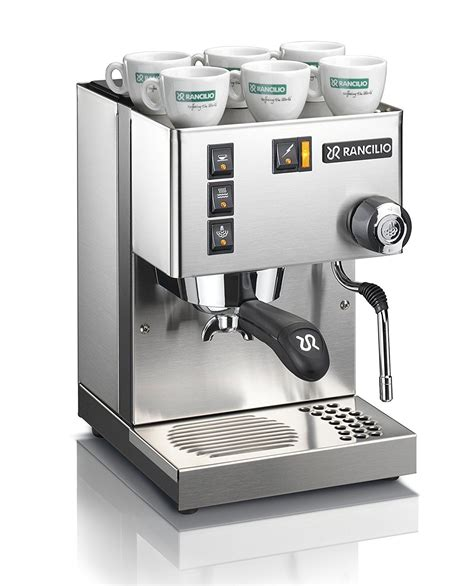 One final step, before you can start ordering illy coffee and other goodies. Best Italian coffee machines brands of 2017 | Rancilio silvia espresso machine, Best home ...