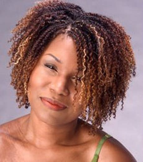natural twist hairstyles for black women