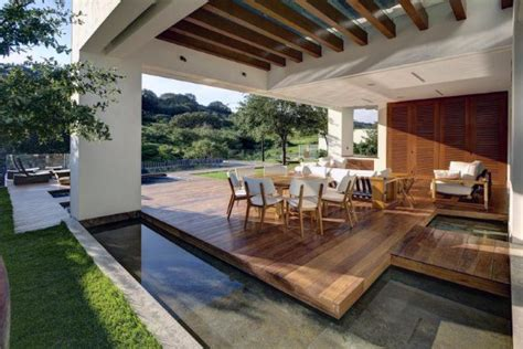 Backyard Deck Plans - top 60 best backyard deck ideas wood and composite