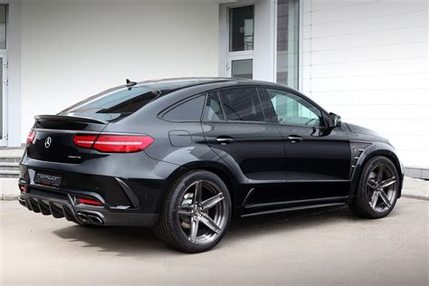 TopCar equips the Mercedes-AMG GLE 63 with an Inferno bodykit