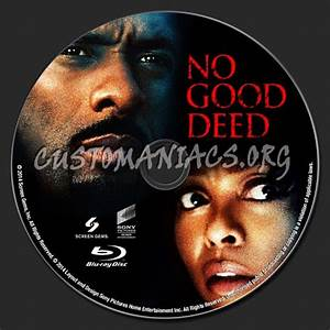 No Good Deed (2014) blu-ray label - DVD Covers & Labels by ...