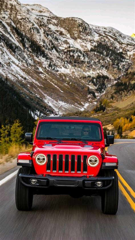 jeep wrangler  road usa iphone wallpaper iphone wallpapers