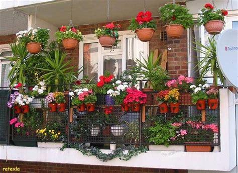 Beautiful Balcony Gardens
