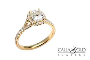 gold engagement rings for 14kt vs 18kt gold for your wedding ring