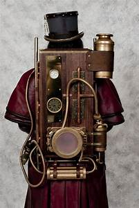 Chronicle of a Lady : Steampunk Backpack Inspiration  Steampunk