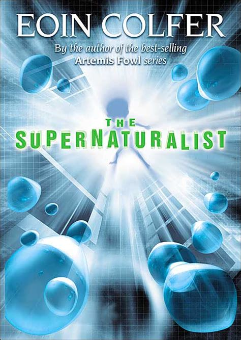 supernaturalist  eoin colfer chad likes movies