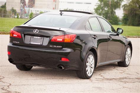 lexus used lexus is250 sedan for sale awd carfax certified used