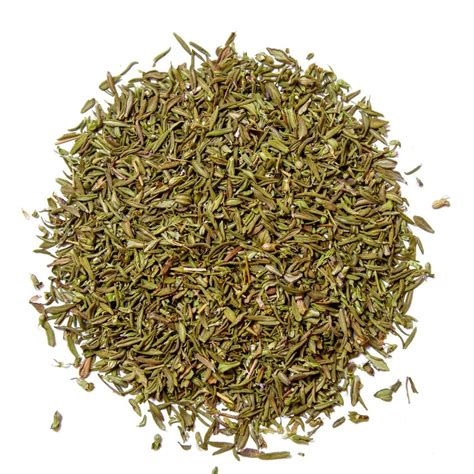 dried thyme thyme nutrition facts and health benefits hb times