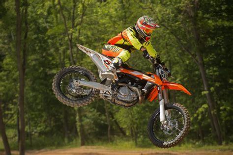 best 125 motocross bike first ride ktm xc f sx f for 2016 dirt bike magazine
