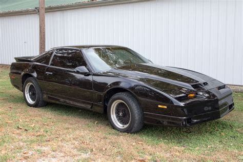 Pontiac Firebird Trans Black Coupe Stroker