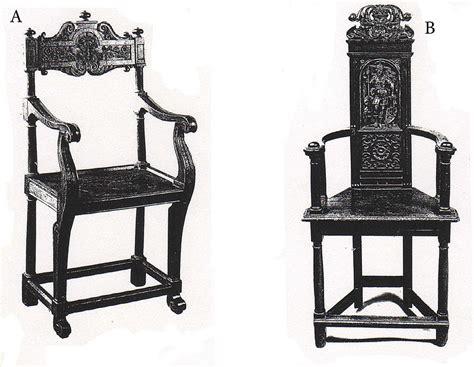 chaise du moyen age la renaissance 1450 à 1600 a leonardo ebeniste