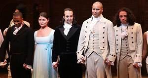 The Cast Of Hamilton Says Goodbye To Lin